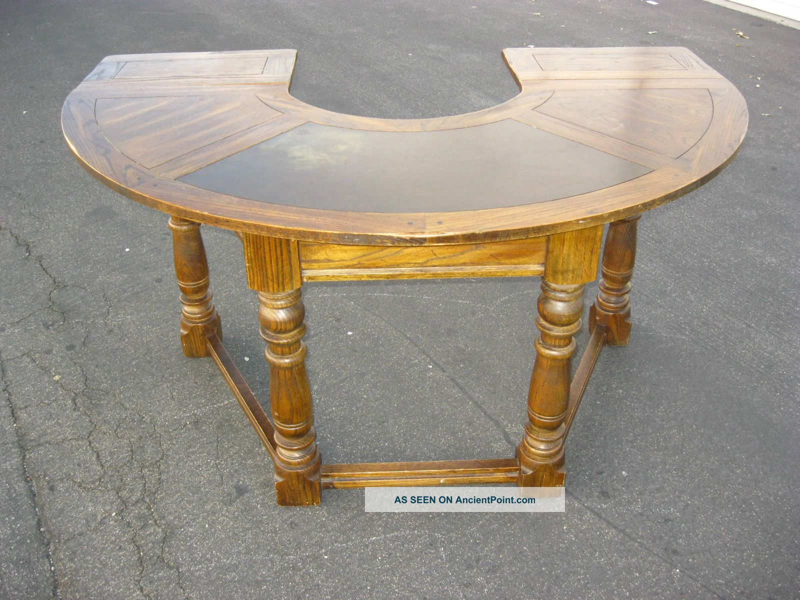 Dining Table Gothic Round Dining Table