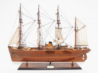 Ss Gaelic 1873 Steamship Wood Tall Ship Model 32