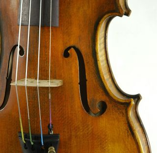 Marvelous Italian Violin By Ricardo Pietro C.  2001 4/4 Old Antique.  Violino photo