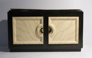 Paul Laszlo Sideboard Cabinet Buffet Dunbar Gibbings Eames Era photo