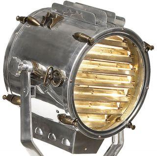 Marconi Spotlight Tripod Signal Floor Lamp 77