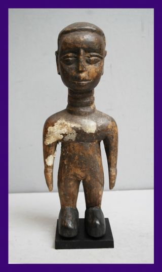 A Pretty Venavi Doll From The Ewe Tribe Of Ghana photo
