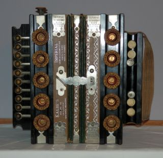 Look Rare 1890 ' S Kalbe ' S Imperial Accordeon Gebrauchsmuster 10872/3 9100 photo