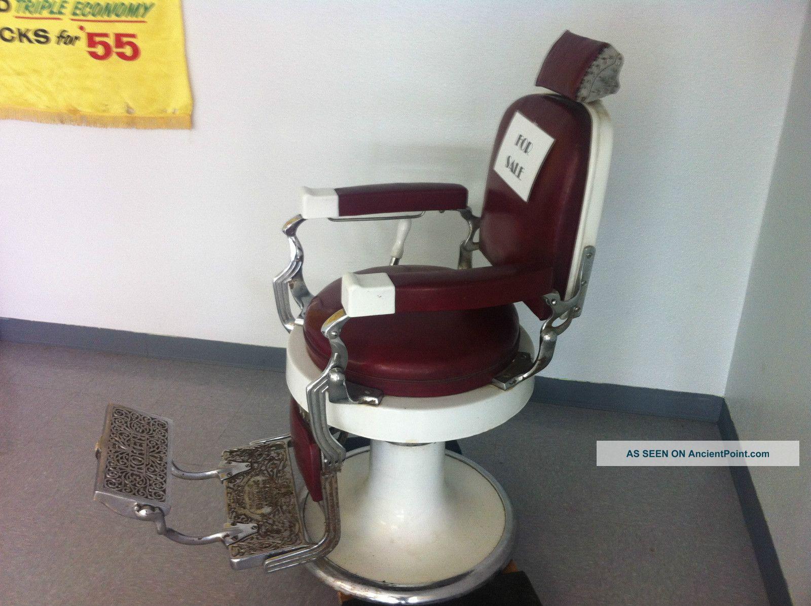 marketplace koken chair ads barber