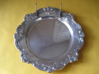 Antique Gorham Chantilly - Duchess Sterling Tidbit Tray Plate Dish - 1 photo