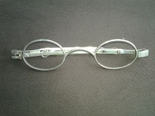 Antique Sterling Spectacles photo