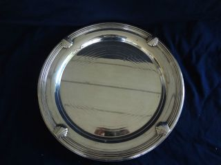 Towle Platter Tray Silverplate 12 - 1/2