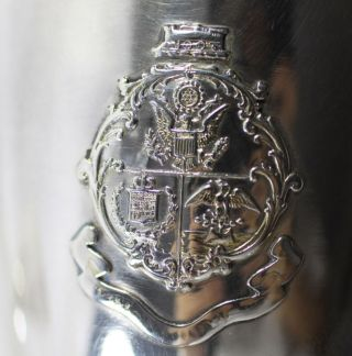 Antique Tiffany&co Sterling Government Goblet photo