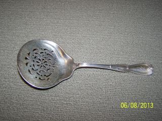 Gorham Sterling Tomato Spoon/server - Not Scrap photo