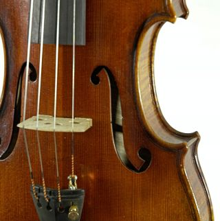 Marvelous Italian Violin By Ricardo Pietro C.  2002 4/4 Old Antique.  Violino photo