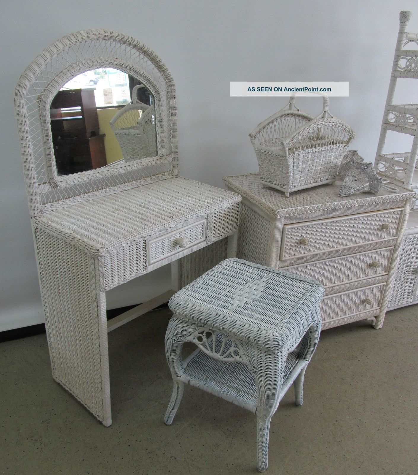 Henry Link Wicker Bedroom Images Frompo 1