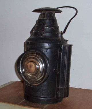 C1930 Dressel Railroad Signal Lamp Railway Co Electrified.  Arlington Usa photo