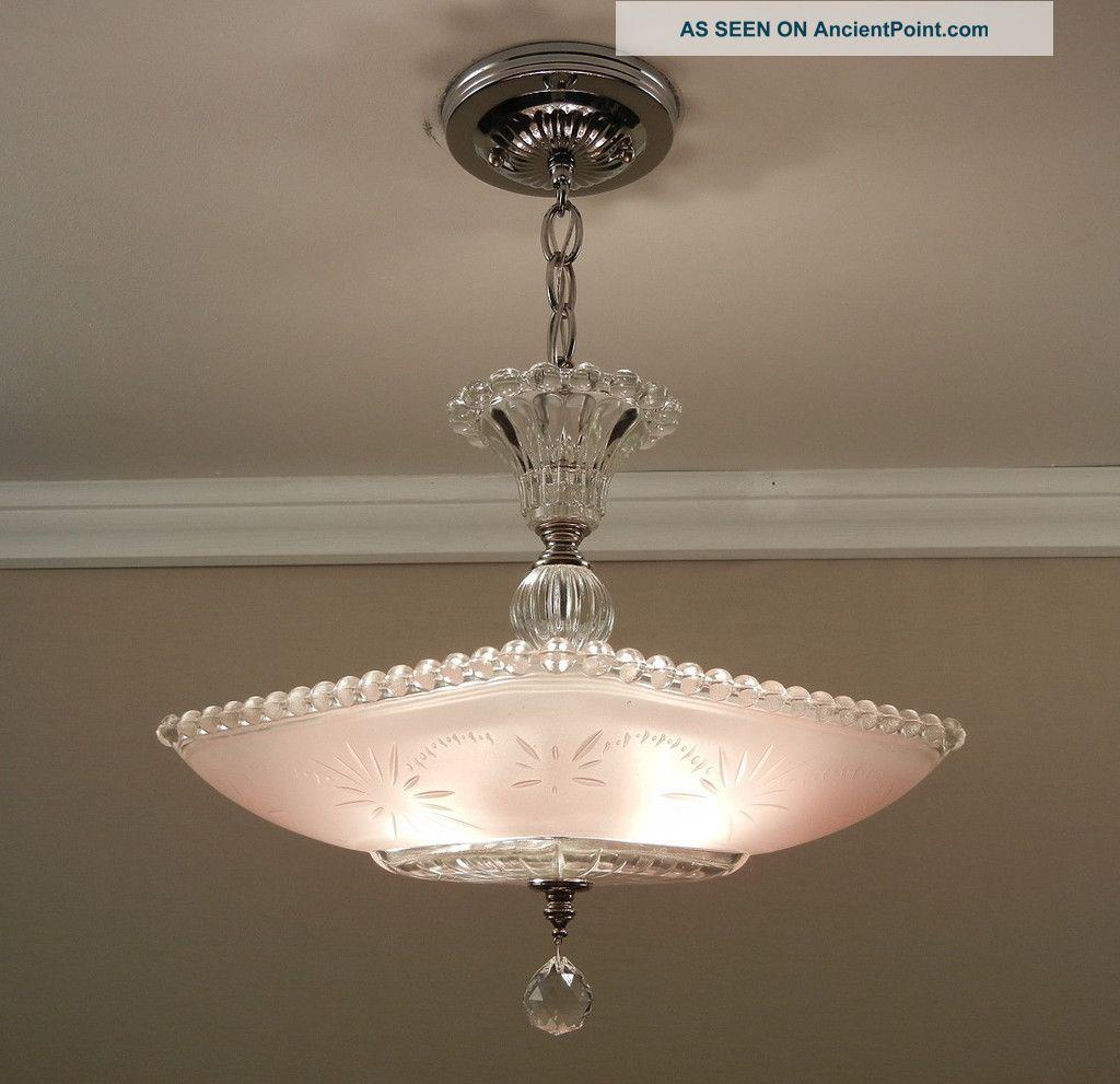 antique art deco ceiling light fixture car interior design. Black Bedroom Furniture Sets. Home Design Ideas