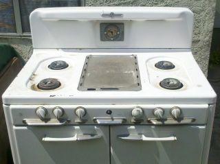 O ' Keefe And Merritt Range/stove/oven - - Working photo
