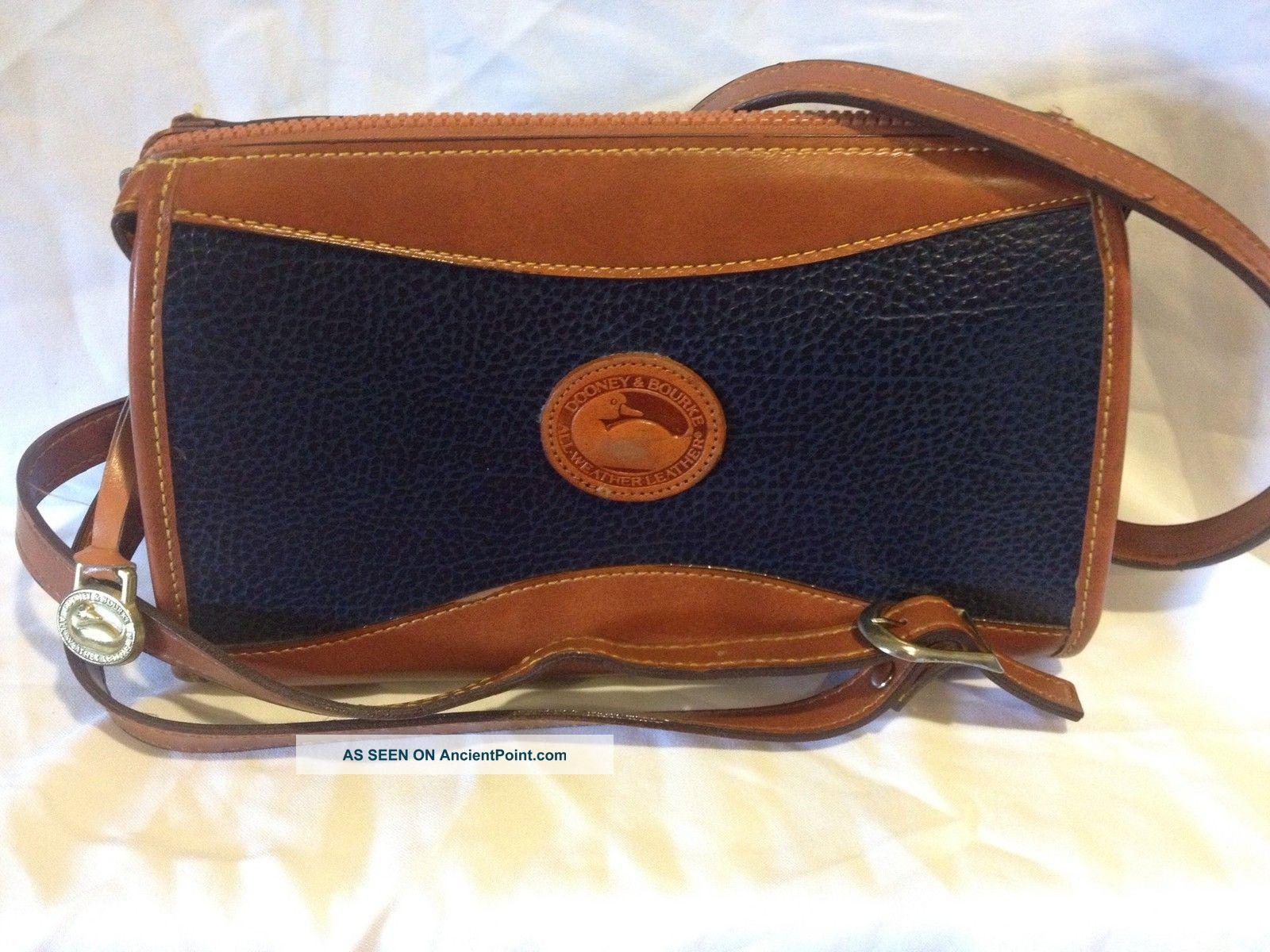 Vintage Dooney Bourke Handbag