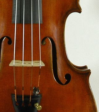 Marvelous Italian Violin By Ricardo Pietro C.  1999 4/4 Old Antique.  Violino photo