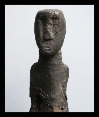An Evocative And Impressive Pare Power Figure From Tanzania photo