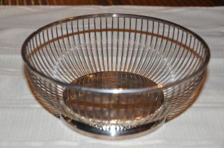 Gorham Ep Yc 741 Silverplated Bread Basket - Just. photo
