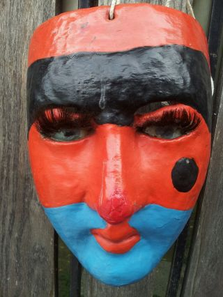 Antique Salvadorian Mask