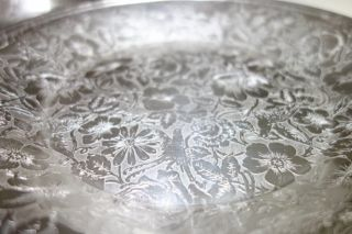 Silverplated Covered Dish By Weidlich Brothers photo