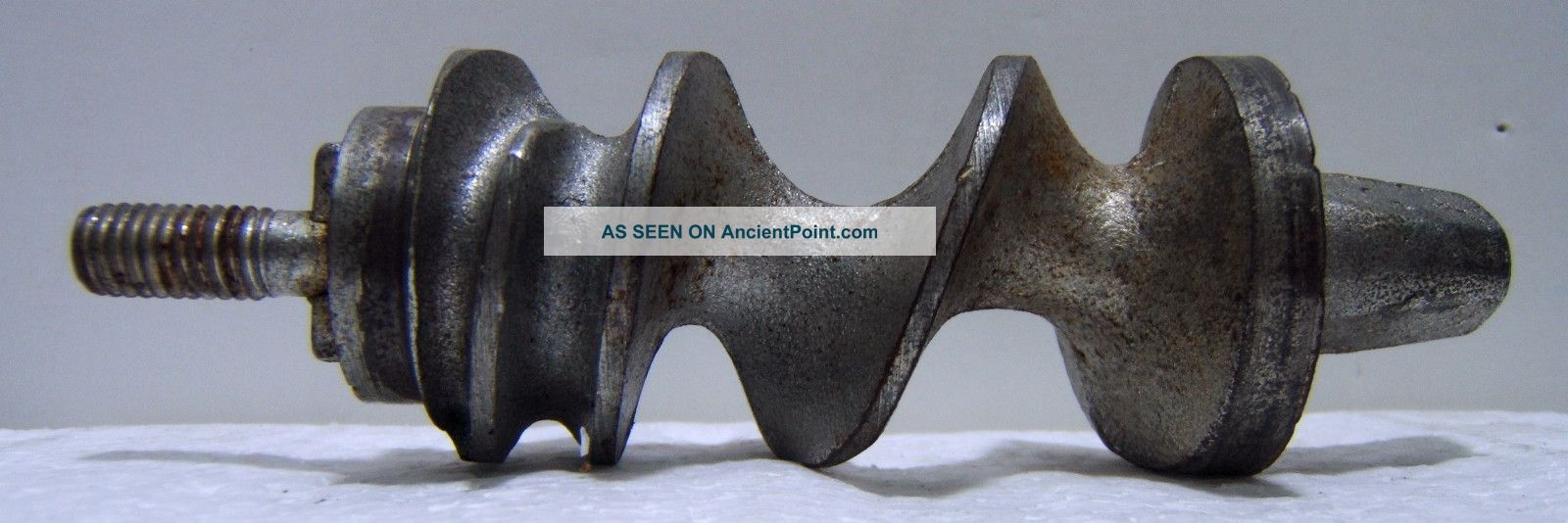 Universal Meat/ Coffee Grinder Auger/ Corkscrew,  Usa Made,  Off A 2 Grinder Meat Grinders photo