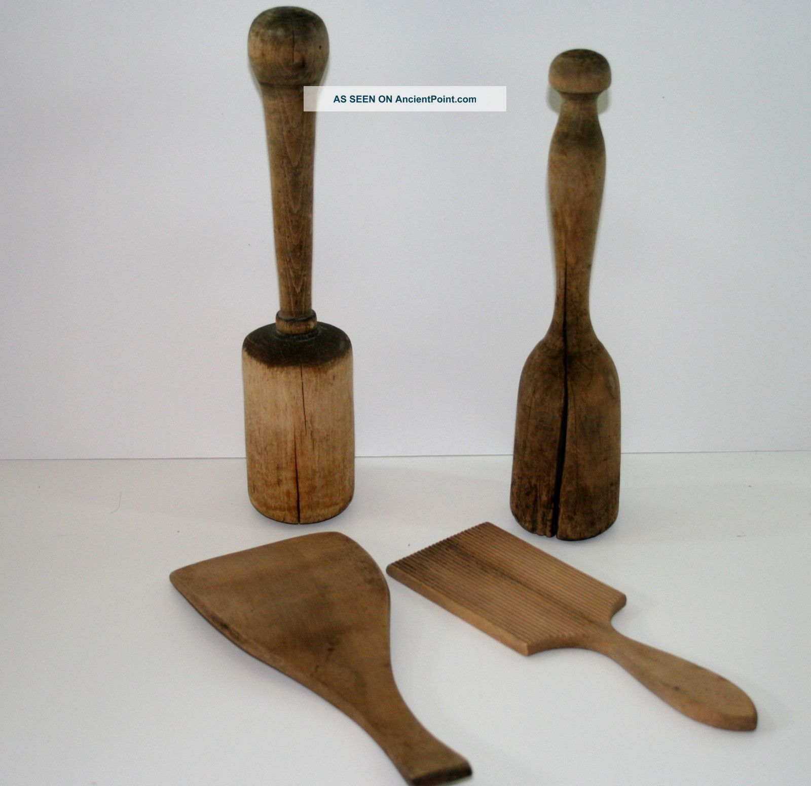 antique wooden kitchen tools and utensils Kitchen Shoping