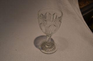Eapg Mc Kee Seneca Loop Water/wine Goblets (3) photo