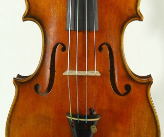 Great Italian Violin By Ricardo Pietro C.  2002 4/4 Old Antique.  Violino photo