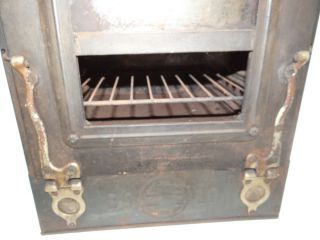Antique Old Griswold Bolo Oven No 160 - B Portable Camping Stove Parts photo