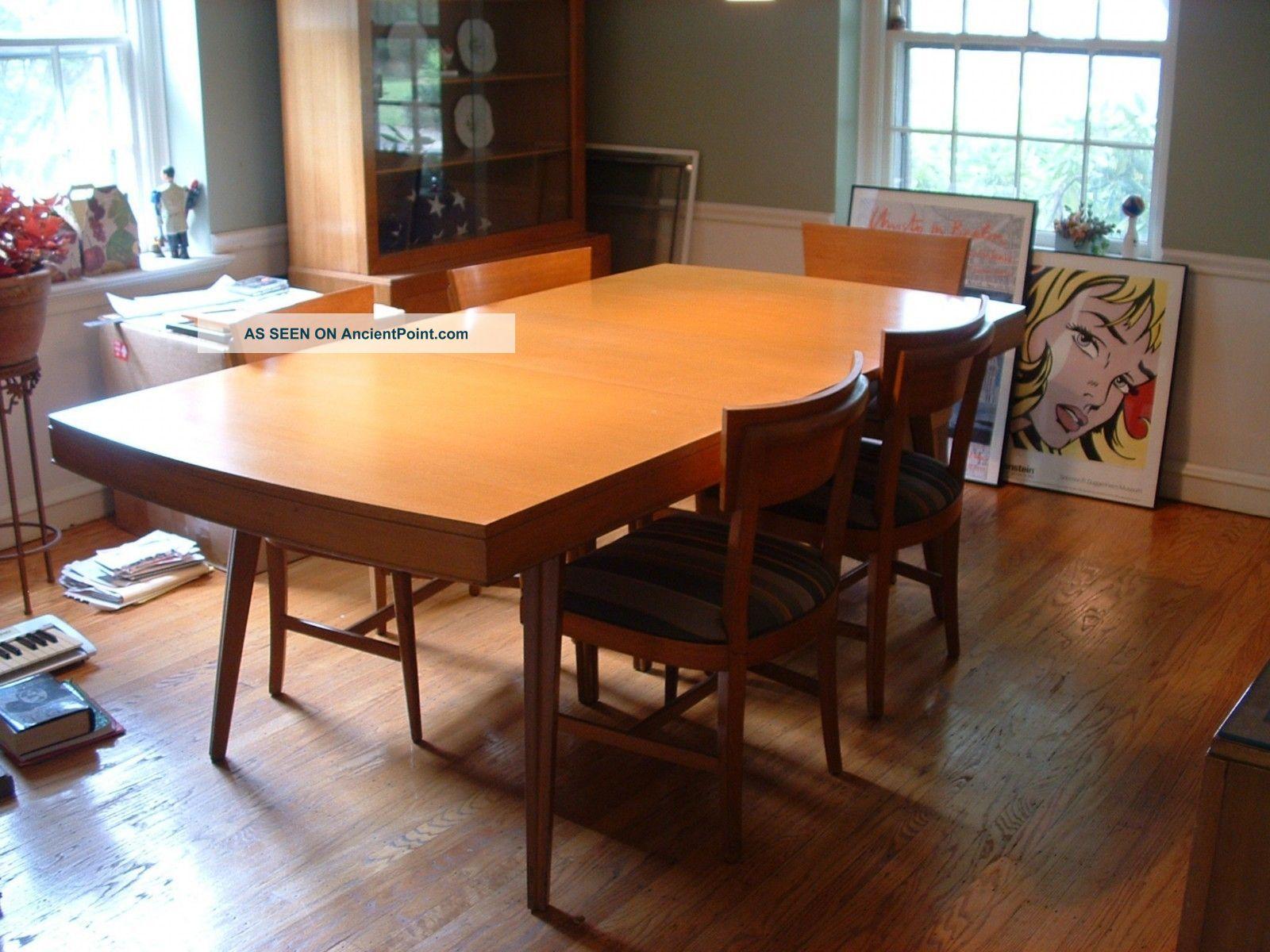 Mid - Century Modern Dining Room Furniture - Vintage - Euc - By R ...
