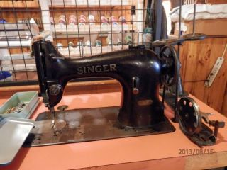 Singer Sewing Machine Model 95 - 10 photo