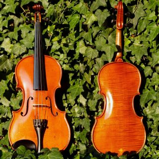 Czech Concert 3/4 Violin - Ladislav F.  Prokop 1930 photo