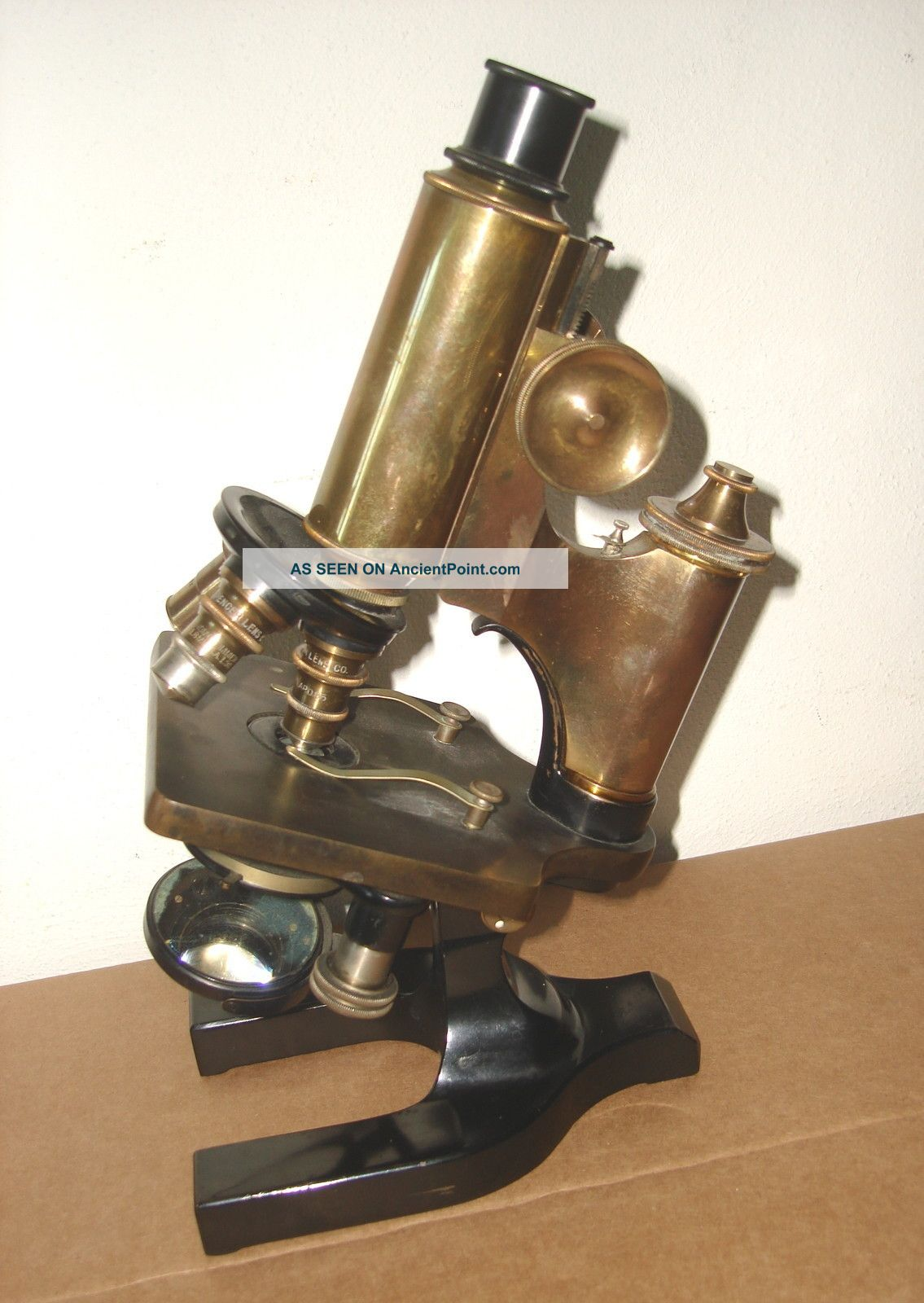 Antique Excellent Yrs Old...: quoteko.com/old-microscopes.html