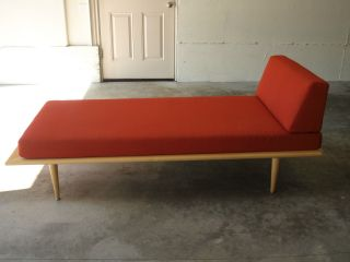 Mid Century Modern Style Lounge From Dwr photo