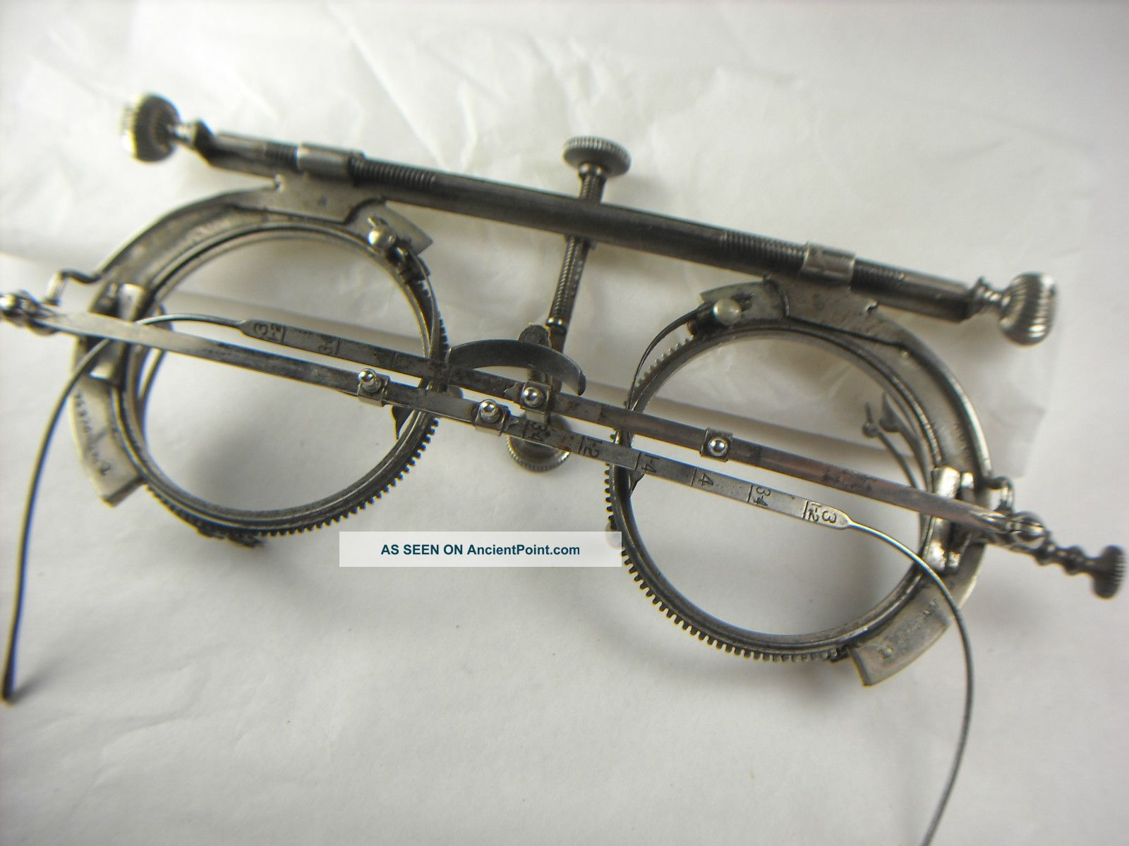 Alfa img - Showing > Steampunk Eyeglasses