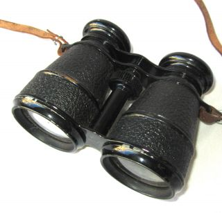 "Rare Quality Compact Segal Binoculars - ""auto Iris Paris"" – French Quality photo"