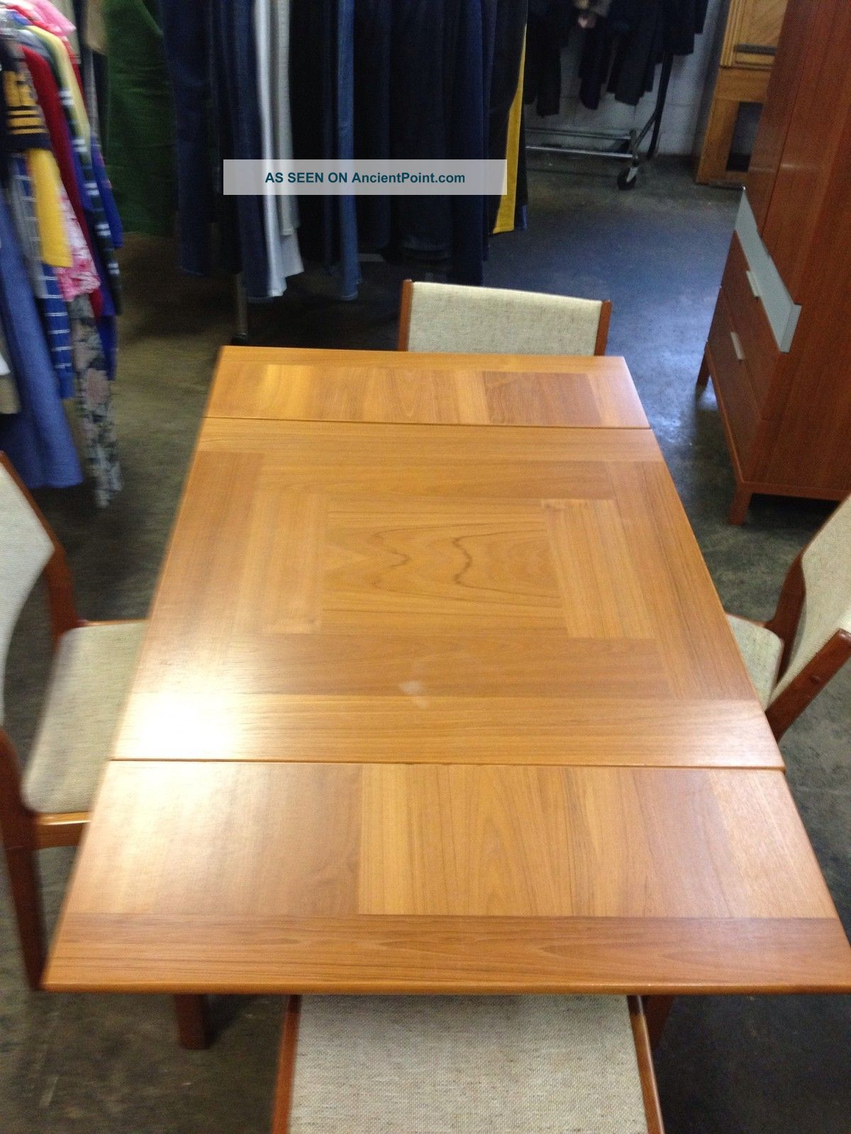 Dining table mid century dining table styles for Dscan dining room set