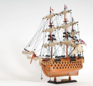 Hms Victory Lord Nelson ' S Flagship Model - Small 21
