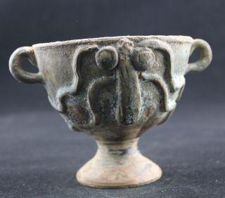 Oriental Vintage Handwork Porcelain Rare Elegant Glasses▃▄▅▆ █ photo