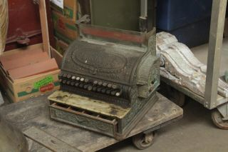 Restorable Condition Cash Register photo