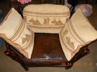 Chair Rare Old Hickory Style Flat Rock Furniture Only One Like This Online  Photo
