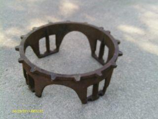Antique Vintage Cast Iron Metal 14