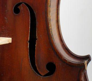 Outstanding Antique American Philadelphia Violin - - photo