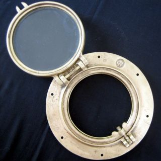 Wilcox Crittenden Bronze 6 Porthole photo