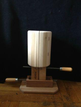 Wooden Hat Stretcher.  New photo