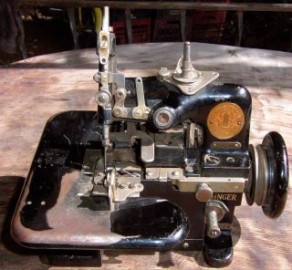 Antique Singer 81 - 60 Industrial Sewing Machine photo