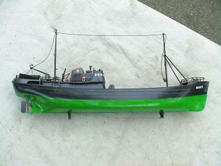 Plastic Model Ship,  Russian Fishing Boat,  Vessal.  16