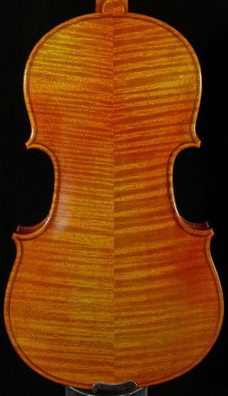 Very Fine Italian Violin By Nicola Ponti C.  1999 4/4 Old Antique.  Violino photo