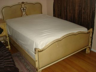 French Louis Xv Full Bed photo