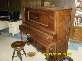 Baldwin - Howard 1921 Player Piano photo